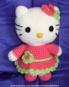 Hello Kitty croche